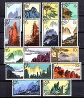 Chine/China Belle Collection De Séries Complètes Neufs/oblitérés 1959/1966. Bonnes Valeurs, Forte Cote! TB. A Saisir! - Collezioni & Lotti