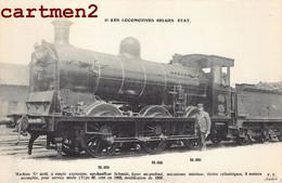 LES LOCOMOTIVES BELGE BRUXELLES BELGIQUE GARE STATION TRENO TRAIN LOCOMOTIVE LOKOMOTIVE ZUG BAHNHOF TREN LOCOMOTORA - Chemins De Fer, Gares