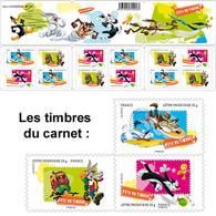 2008 - YT BC268** - Non Plié - Dag Van De Postzegel