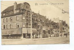 Koksijde Coxyde L'Avenue De La Mer - Koksijde
