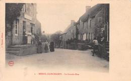 Mesnil-Clinchamps - La Grande Rue - Sonstige Gemeinden