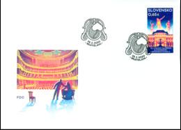 Slowakije / Slovakia - Postfris / MNH - FDC 100 Jaar Nationaal Theater 2020 - Neufs