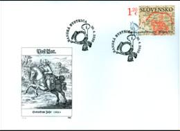 Slowakije / Slovakia - Postfris / MNH - FDC Europa, Oude Postroutes 2020 - Neufs