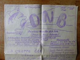 1940 DNB (dernières Nouvelle De La Biffe)  N°2 25 Nov 1939  Journal De Tranchée - 1939-45
