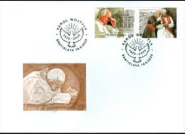 Slowakije / Slovakia - Postfris / MNH - FDC Joint-Issue Met Polen 2020 - Neufs