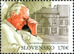 Slowakije / Slovakia - Postfris / MNH - Joint-Issue Met Polen 2020 - Neufs