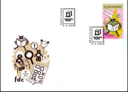 Slowakije / Slovakia - Postfris / MNH - FDC Postzegelontwerp 2020 - Neufs