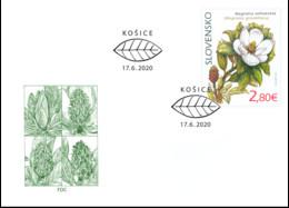 Slowakije / Slovakia - Postfris / MNH - FDC Botanische Tuin 2020 - Neufs
