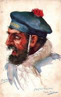 Em. DUPUIS - Portrait De Soldat - Dans Les Flandres - Nov. 1914 - War 1914-18