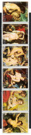 PARAGUAY. N°1857-62 De 1981. Rubens. - Rubens