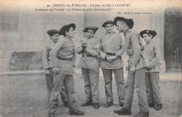 Miribel Les Echelles - Les Jeux à L'Alumnat - Avaleurs De Ficelle - N°42 - Sonstige Gemeinden