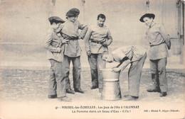 Miribel Les Echelles - Les Jeux à L'Alumnat - La Pomme Dans Un Seau D'eau - N°41 - Sonstige Gemeinden