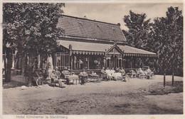 4842192Mariënberg, Hotel Klinkhamer. 1935. (kleine Vouwen In De Hoeken, Klein Scheurtje Links Boven) - Andere