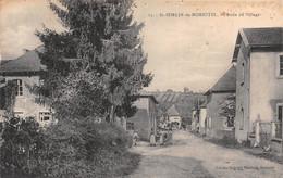 Saint Sorlin De Morestel - Entrée Du Village - Sonstige Gemeinden