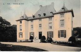 Tilff Château De Tilff En Couleur 1913 - Esneux
