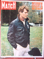 Paris Match N°990 (30 Mars 1968) Les Kennedy - Blaiberg - Eric CHarden - General Issues