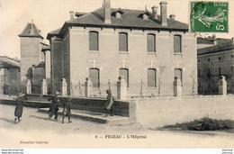 D46  FIGEAC  L'Hôpital - Figeac