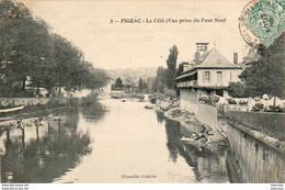 D46  FIGEAC  Le Célé ( Vue Prise Du Pont Neuf ) - Figeac