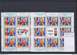 Jugoslavien Michel Cat.No. Mnh/** Sheet 2355/2356 - Blocks & Kleinbögen