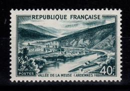 YV 842A N** Vallee De La Meuse Cote 18,50 Euros - Nuovi
