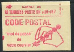 FRANCE - CARNET N° 1664 -C 9 - CONF. 8 - * * - CD DU 11/1/1974 - COMPLET FERMÉ & LUXE - Standaardgebruik
