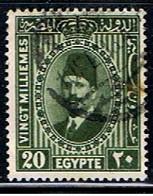 EGYPTE 431 // YVERT 125 // 1927-32 - Oblitérés