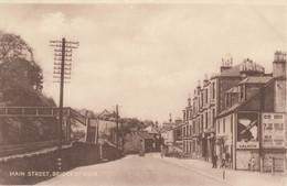 BRIDGE OF WEIR , Scotland , 1910-30s ; Main Street - Renfrewshire