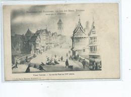 Vieux Tournai La Rue Du Pont ( Brasserie Des Flandres Rue Des Maux ) - Tournai