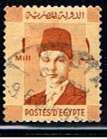 EGYPTE 432 // YVERT 187 // 1937-44 - Oblitérés