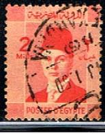 EGYPTE 433 // YVERT 188 // 1937-44 - Oblitérés