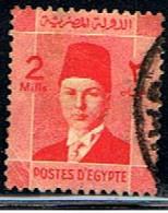 EGYPTE 434// YVERT 188 // 1937-44 - Oblitérés
