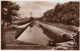 RP: KILMACOLM , Scotland , 1910-30s ; Bathing Pool , Balrossie - Renfrewshire