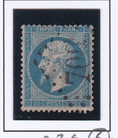 GC 706 CAMARET SUR MER ( Dept 28 Finistère ) S / N° 22 Indice Baudot S / L : 16 Soit 190€ - 1849-1876: Classic Period