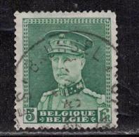 BELGIUM Scott # 235 Used - King Albert - Usados
