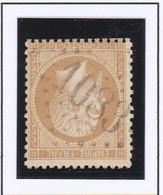GC 1083 COLOMIERS LASPLANES ( Dept 30 Haute Garonne ) S / N° 21 Indice Baudot S / L : 18 Soit 340€ - 1849-1876: Classic Period