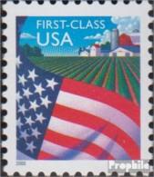 USA 3389 (kompl.Ausg.) Postfrisch 2000 Flagge - Unused Stamps