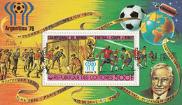 COMORES - BLOC N°13 ** (1978) - Comoros