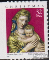 USA 3050BA (kompl.Ausg.) Postfrisch 1998 Weihnachten - Unused Stamps