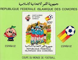COMORES - BLOC N°29 ** (1981) - Comoros