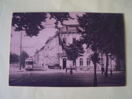 ANVERS (BELGIQUE) LES TRAMWAYS. LES COMMERCES. AVENUE DES ARTS. 100_1461GRT - Antwerpen