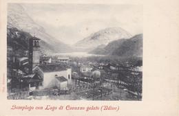 Cartolina - Somplago, Lago Di Cavazzo, Udine. - Udine
