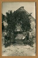 """ORGES  (52) : """" PROCESSION """"  Carte Photo - Autres Communes"""