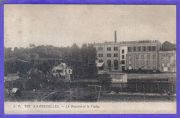Carte Postale 29. Lambezellec  La Brasserie Et Le Viaduc  Très Beau Plan - Andere Gemeenten