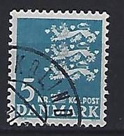 Denmark  1946-69  Arms  (o) Mi.291y (cancelled KOLIND) - Used Stamps