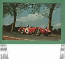 C.P.A  LE  MANS -- CIRCUIT  DES 24 HEURES -- SERIE DU CINQUANTAIRE --  LA MASERATI  1957-- - Le Mans