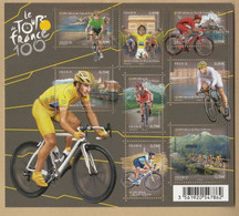 FRANCE 2013 F 4755 Le Tour De France 100e  Timbre NEUF ** - Mint/Hinged