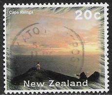 Nueva Zelanda - Paisajes - Año1996 - Catalogo Yvert N.º 1442 - Usado - - Gebraucht
