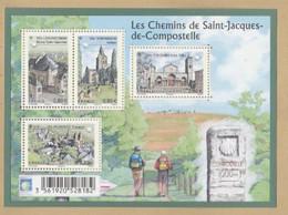 FRANCE 2013 F 4725 Les Chemins De Saint-Jacques-de-Compostelle  Timbre NEUF** - Mint/Hinged