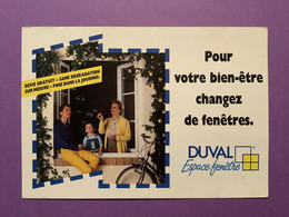 29  BREST   CPM Publicitaire    Duval  Espace Fenêtre  Bon état (traces D'usage) - Brest