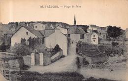 TREBOUL - Plage Saint Jean ( Edts Du Comptoir Général ) - Tréboul